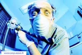 Une nième enquete sur la peur du dentiste....