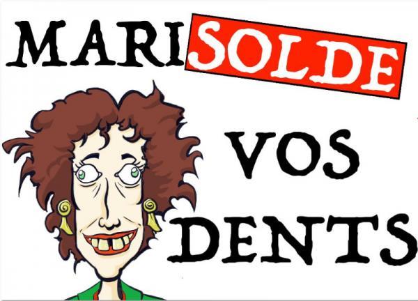 greve et manifestation des etudiants et chirurgiens-dentistes